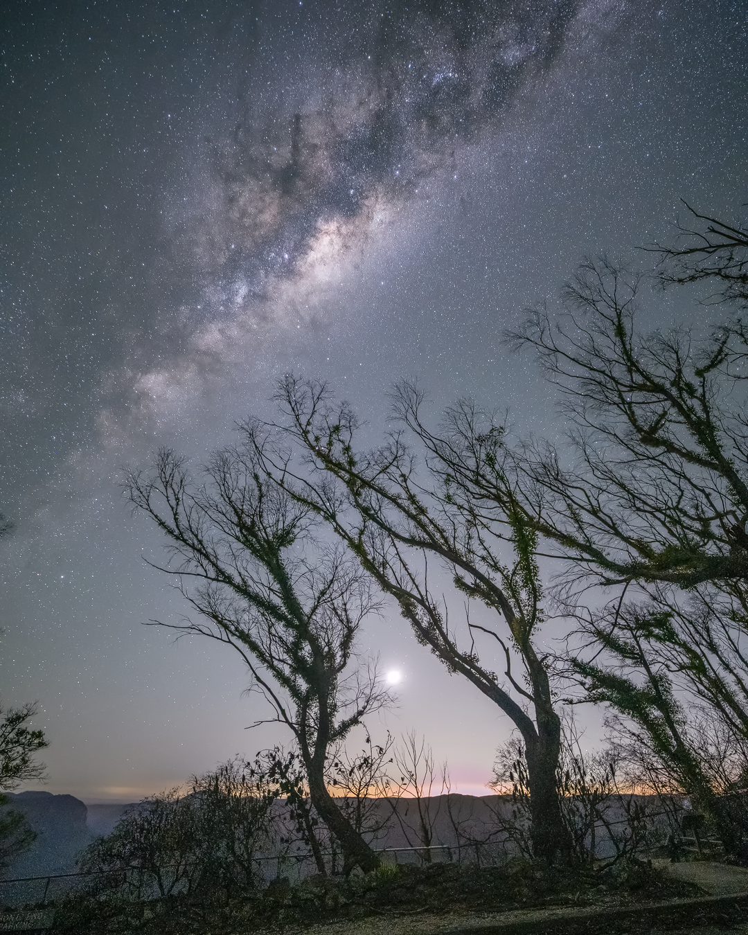 Blue Mountains Astrophotography and Nightscape Photography Workshop